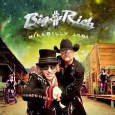 Hillbilly Jedi by Big & Rich (2012) Audio CD