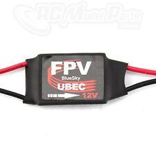 uBEC 12V 3A FPV mini BEC 4-6s Lipo VTX DC-DC Converter Step Down Module NEW