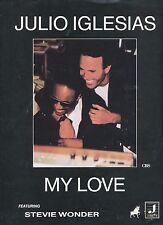 Il mio amore-JULIO IGLESIAS - 1985 SPARTITI MUSICALI