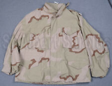 US ARMY CIOLD WEATHER COAT - MINT - DESERT - X-LARGE SHORT - 1460PX