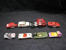 Vintage Die Cast Car Lot, Lot Of 8 Matchbox Cars, Volkswagen Thunder Bird, 70's