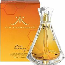 Pure Honey By Kim Kardashian Eau de Parfum Spray For Women 3.4 oz