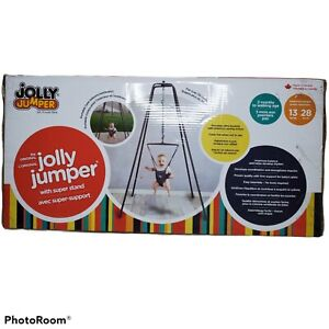 Jolly Jumper The Original Baby Exerciser Super Stand STAND FRAME ONLY NO SWING!!