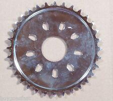 80cc Motor bicycle GAS ENGINE parts - 40 teeth dish sprocket only ( no mount)