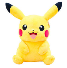 Offiziell 28Cm Poke Pikachu Plüschtiere Kuscheltier Plüsch Stofftier Puppe