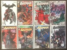 Batman #706,707,708,709,710,711,712,713 2011 DC Comics Lot