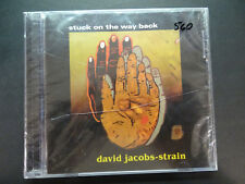 Stuck on the Way Back by David Jacobs-Strain (CD 2003, NorthernBlues Music)-560