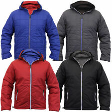 Brave Soul Nylon Quilted Coats & Jackets for Men