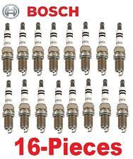 16-Pieces of Bosch FR8DPP33 Platinum Plus Spark Plugs
