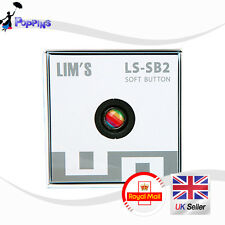 LIM'S LS-SB2 Adhesive Type Soft Button Rainbow for Nikon Canon Sony Fuji Olympus