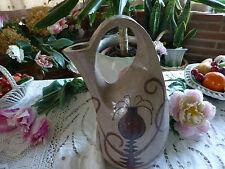 Vase Terre Cuite  ARTS- DECO original !!
