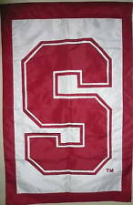 STANFORD UNIVERSITY House Flag, Embroidered