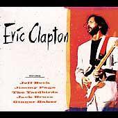 Eric Clapton & Friends 3CD Box Set - Eurotrend CD 157.582 /157.583 / 157.721E