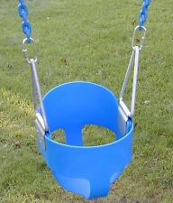 Swingset bucket swing,playset, playground,full bucket swing,baby swing,pvc54BYG