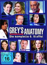 Grey's Anatomy (À coeur ouvert)  SAISON 6  Neuf #