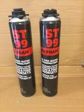 ST99 FR B1 Fire Resistant Expanding Foam X 2