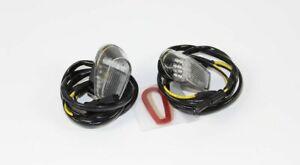 Weisse LED Verkleidungs Blinker BMW S 1000 RR 2015- clear fairing signals