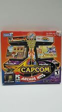 CAPCOM ARCADE HITS VOLUME 1 (2003) PC NEW & FACTORY SEALED