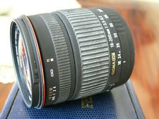 Obiettivo Sigma DC 18-200mm f/ 3.5-6.3  per Canon Digitale