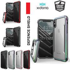 Origianl X-doria Defence Shield Case Cover For Apple iPhone XS X XS MAX 7 8 Plus