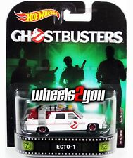 ECTO-1 Ghostbusters - Hot Wheels Retro Entertainment