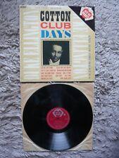 Duke Ellington Cotton Club Days Vinyl UK 1962 Ace Of Hearts Jazz LP EXC
