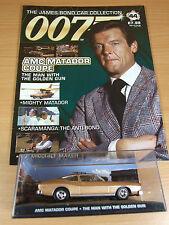 Eaglemoss James Bond cuestión 44 Amc Matador Coupe