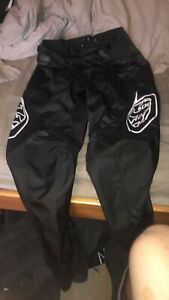 Troy Lee Designs Sprint trousers - Size 34 - Black - Brand new - Fast delivery ✅