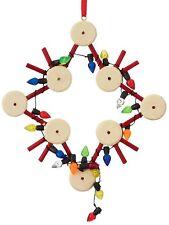 Enesco Department 56 Hasbro Tinker Toy Star Ornament Figurine New