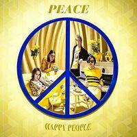 PEACE - HAPPY PEOPLE - NEW CD ALBUM