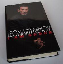 Leonard Nimoy: I am Spock. First edition Hardcover, 1995.