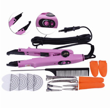 Loof Hair Extension Fusion Iron Tool Pre Bonded Adjustable Heat Connector