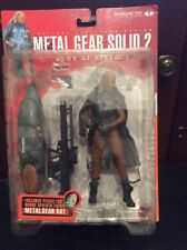 2001 McFarlane Metal Gear Solid Action Figure Fortuna