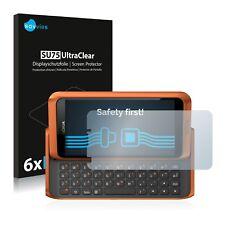 6x Film Protection pour Nokia E7 Protecteur Écran Clair