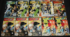 Johnny Quest Comic Lot 18Pc (Vf-Nm)