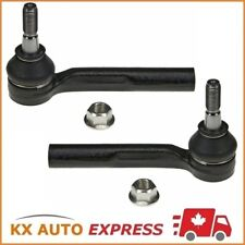 2X Front Outer Tie Rod End Jeep Compass 2007 2008 2009 2010 2011 2012 2013 2014