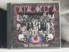 FATAL OPERA - THE ELEVENTH HOUR CD PROMO NM / EXCELLENT+