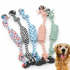 Dog Rope Toys for Aggressive Chewers Puppy Chew Teething Treats Tug Toy