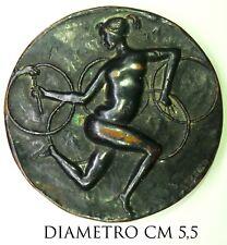 Medaglia di Partecipazione Giochi della XVII Olimpiade Roma 1960