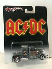 Hot Wheels CONVOY CUSTOM AC/DC Real Riders Pop Culture Retro 1:64 Die-Cast Car
