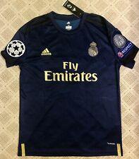 Karim Benzema #9 Real Madrid Champions League Edition Jersey - Size Mens MEDIUM