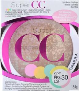 Physicians Formula Super CC Powder Light/Med Colour Correcting Anti-Aging SPF30