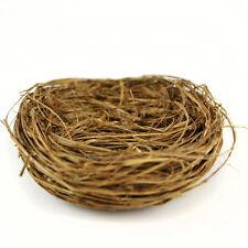"Miniature  Wild Grass Nest 4"" MI  22040   Fairy Garden Dollhouse Terrarium Craft"