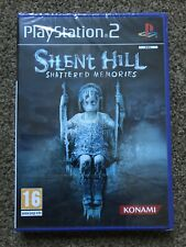 PlayStation 2 - Silent Hill: Shattered Memories (Good Factory Sealed Condition)