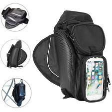 Magnetic Motorcycle Tank Sports Bag Motorbike/Bike Luggage Pannier Phone Map