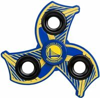 Golden State Warriors Three-Way Molded Logo Fidget Spinner LICENSED NIP