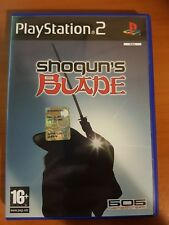 SHOGUN'S BLADE - PLAYSTATION 2 PS2 USATO