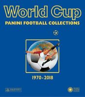 World Cup 1970-2018 Panini Football Collections