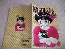 Ranma 1/2 *** comic-HeFT *** part two nº 6