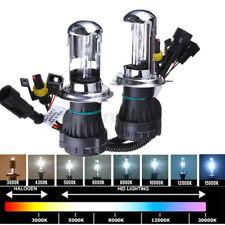 2pcs H4 55W Hi/Low Beam HID Bi-xenon Light Car Headlight Bulb Lamp Conversion